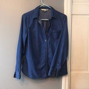 🔹BOGO🔹 Chambray shirt